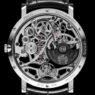 Piaget Altiplano Skeleton Automatic Watch  Caseback