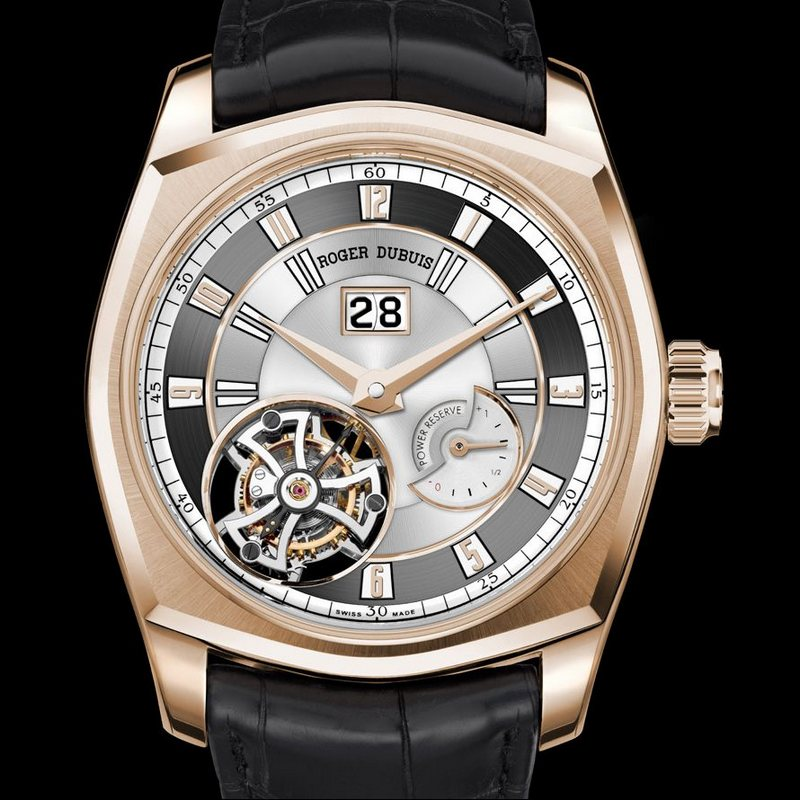 Roger Dubuis La Monégasque Flying Tourbillon Watch