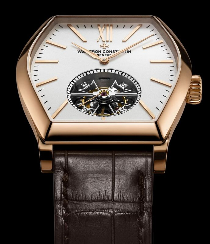 Vacheron Constantin Male Tourbillon Watch