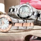 Baume & Mercier Linea 10113 and 10114 Watches