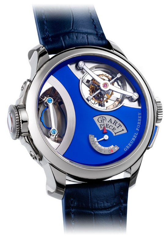 Greubel Forsey Art Piece One Willard Wigan Watch