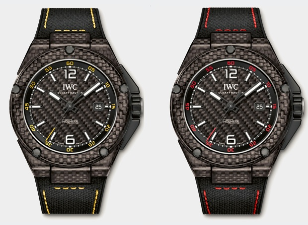 IWC Ingenieur Automatic Carbon Performance Watches