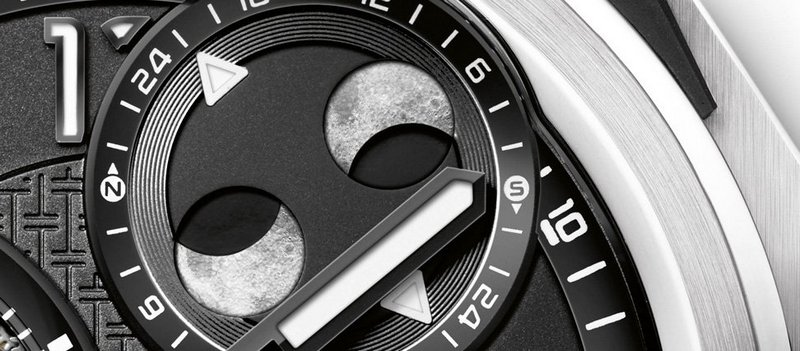 IWC Ingenieur Constant Force Tourbillon Watch - Detail