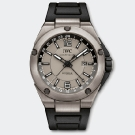 IWC Ingenieur Dual Time Titanium Watch