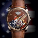 Armigiani Fleurier Woodstock Tonda Tourbillon Watch