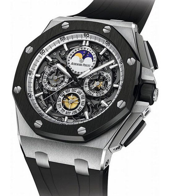 Audemars Piguet Royal Oak Offshore Titanium Grand Complication Watch