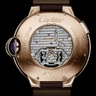 Cartier Ballon Bleu Tourbillon Rose Gold Watch Case Back