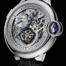 Cartier Ballon Bleu Tourbillon White Gold Watch