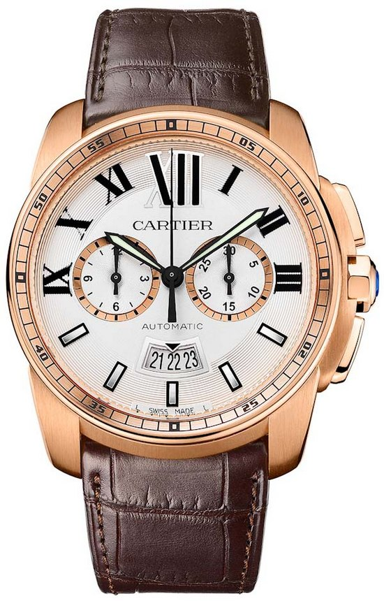 Cartier Calibre Chronograph Watch