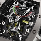 Richard Mille RM 036 Tourbillon Jean Todt Limited Edition Watch Detail
