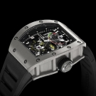 Richard Mille RM 036 Tourbillon Jean Todt Limited Edition Watch Side