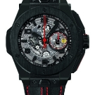 Hublot Big Bang Ferrari Ceramic Watch Black Strap