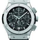 Hublot Classic Fusion Chrono Aero Titanium Watch Leather Strap