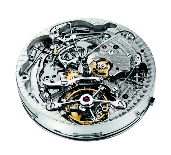 AP Calibre 2874 Movement
