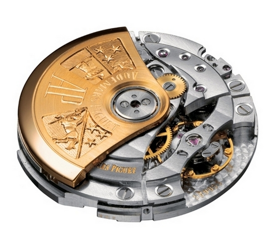 Audemars Piguet Caliber 3126-3840 Back