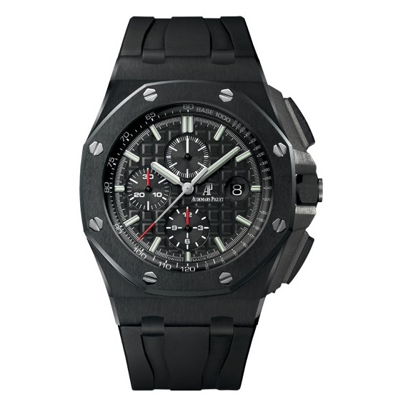 Audemars Piguet Royal Oak Offshore Chronograph Ceramic Watch
