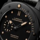 Panerai PAM 508 Luminor Submersable Ceramica Watch Dial