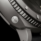 Panerai PAM 364 Luminor Submersible Titanio Watch Detail