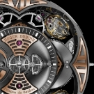 Roger Dubuis Excalibur Quatuor in Rose Gold - Detail
