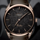 Parmigiani Fleurier Tonda Pomellato Watch Diamond Case