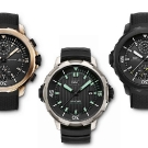 IWC Aguatimer Collection Watches