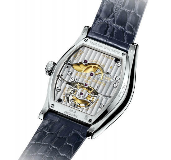 Vacheron Constantin Malte Tourbillon Collection Excellence Platine Watch Caseback