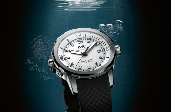 IWC Aquatimer 2014 Automatic Watch