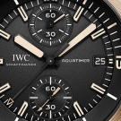 "IWC Aquatimer Chronograph Edition ""Expedition Charles Darwin"" Watch Dial"
