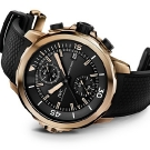 "IWC Aquatimer Chronograph Edition ""Expedition Charles Darwin"" Watch Profile"