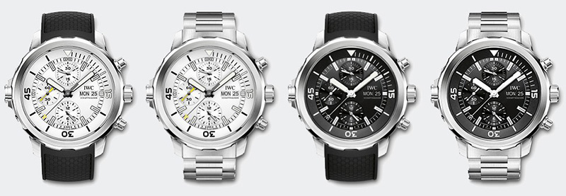 IWC Aquatimer Chronograph 2014 Watches