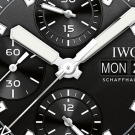 IWC Aquatimer Chronograph 2014 Watch Dial