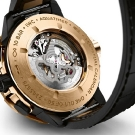 IWC Aquatimer Perpetual Calendar Digital Date-Month Watch Back