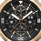 IWC Aquatimer Perpetual Calendar Digital Date-Month Watch Dial