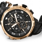 IWC Aquatimer Perpetual Calendar Digital Date-Month Watch Front