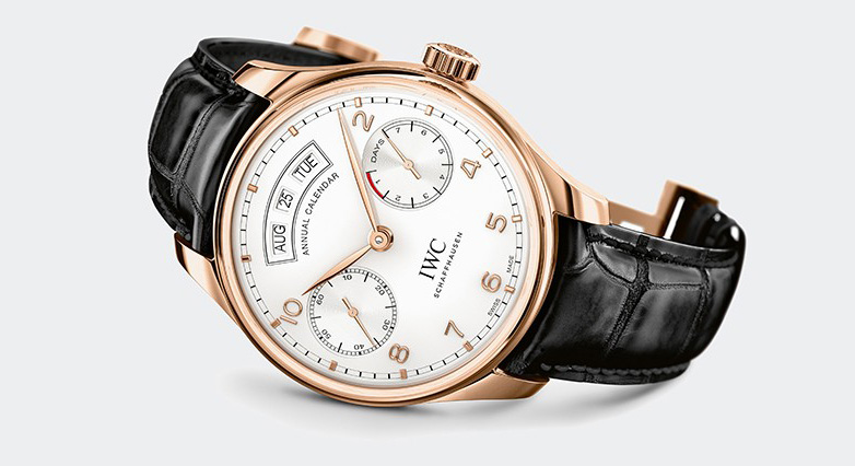 IWC Portugieser Annual Calendar Watch Profile