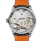 "IWC Portugieser Hand-Wound Eight Days Edition ""75th Anniversary"" Watch Back"