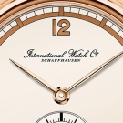 "IWC Portugieser Hand-Wound Eight Days Edition ""75th Anniversary"" Watch Dial"