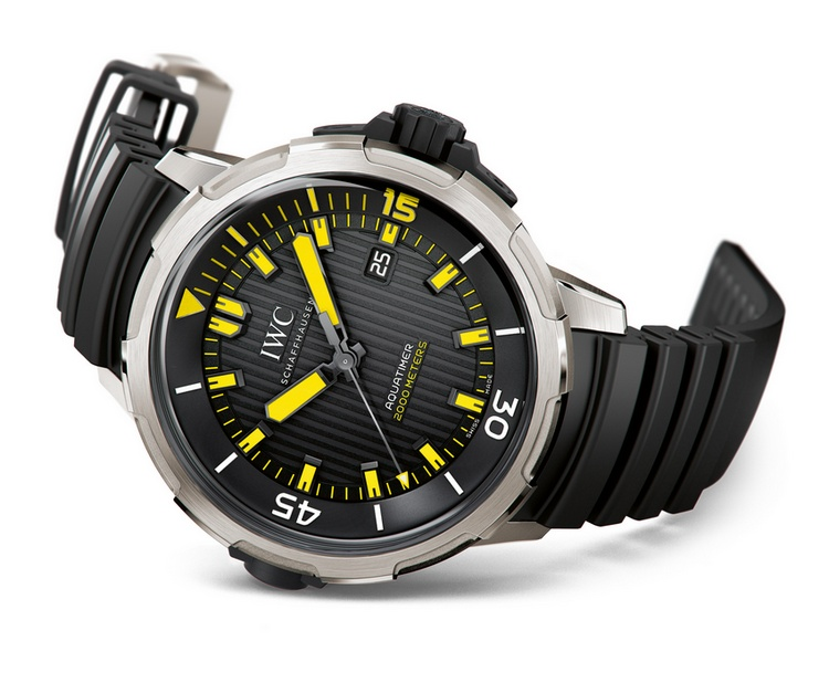 IWC Aquatimer Automatic 2000 Watch IW358001