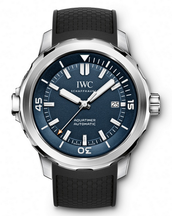 "IWC Aquatimer Automatic Edition ""Expedition Jacques-Yves Cousteau"" Watch IW329005"