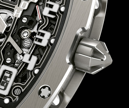Richard Mille RM 67-01 Extra Flat Watch - Crown