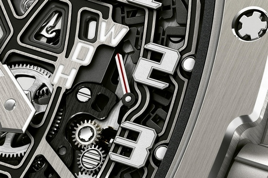 Richard Mille RM 67-01 Extra Flat Watch - Function Indicator