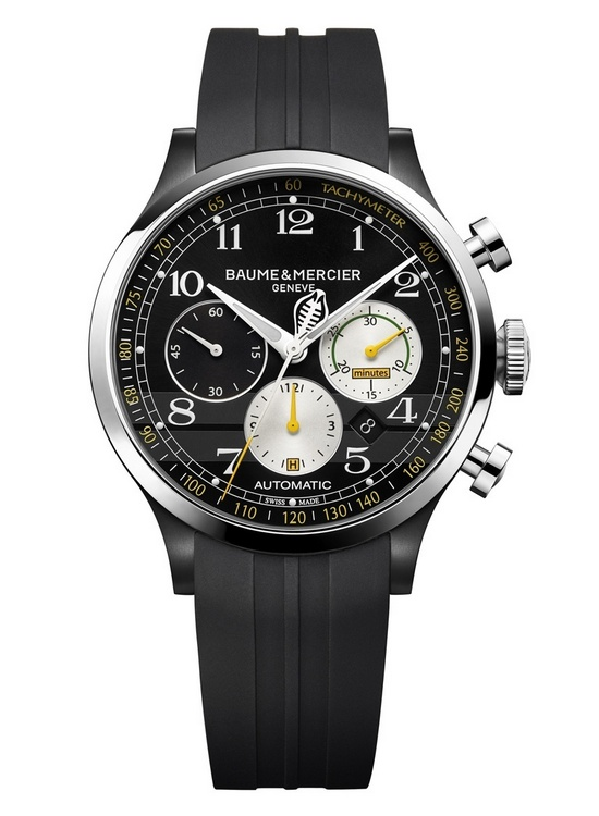 Baume & Mercier Capeland Shelby Cobra 1963 Competition Watch Front