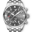 IWC Pilot's Watch Chronograph Spitfire Front