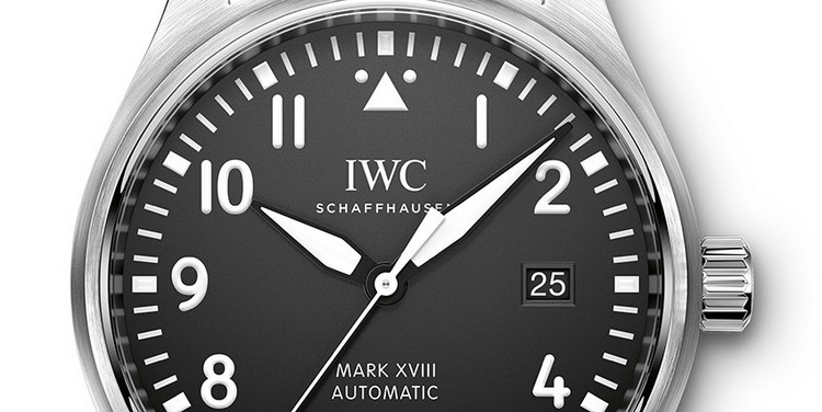 IWC Pilot's Watch Mark XVIII - Dial