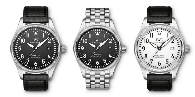 IWC Pilot's Watch Mark XVIII Watches