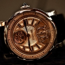 Cartier Rotonde Minute Repeater Watch Pink Gold