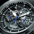 Graham New Silverstone RS Skeleton Chronograph Watch Dial