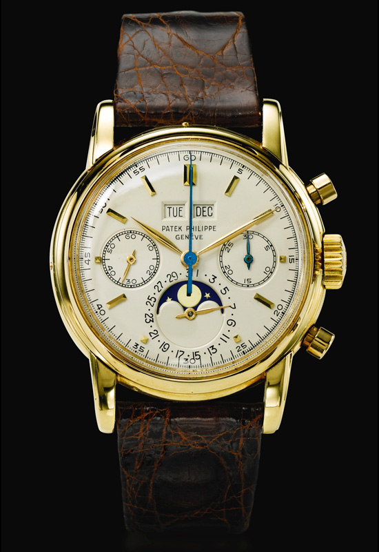 Patek Philippe Ref. 2499 Watch