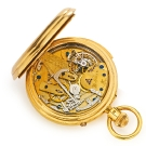 Charles Frodsham & Co Pocket Watch Back