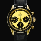 Rolex Paul Newman Daytona Chronograph Cosmograph Yellow Gold Watch